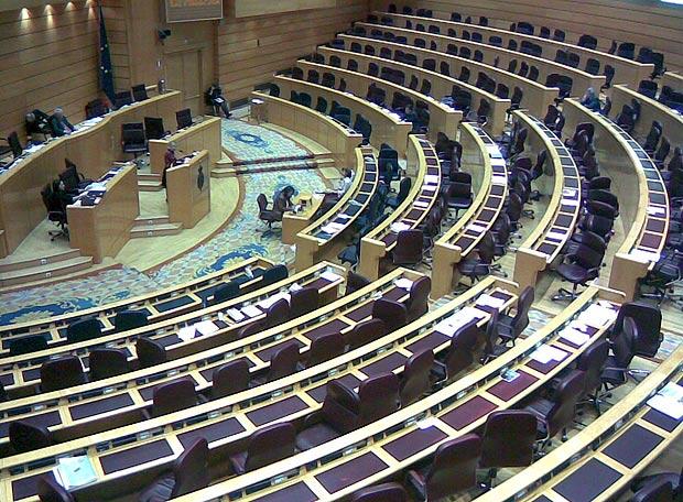 Espainiako senatua