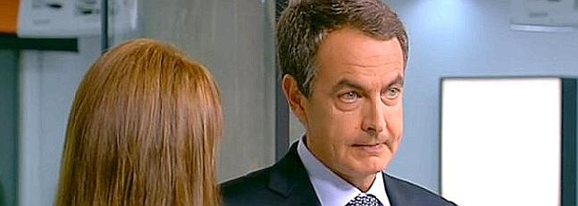 Zapatero agiriari buruz hizketan