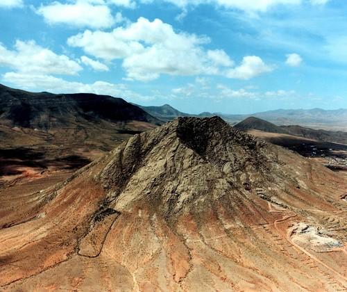 Tindaya mend sakratua, Fuerteventuran