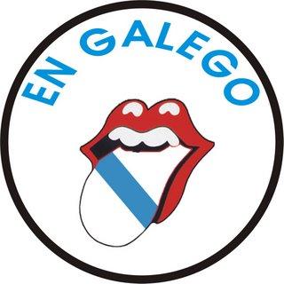 Galegoaren aldeko aldarria, bideo batean