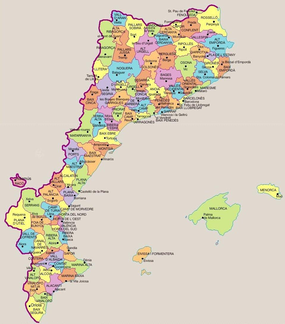 Kataluniara bidaia