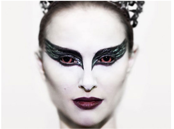 Natalie Portman The Black Swan filmean