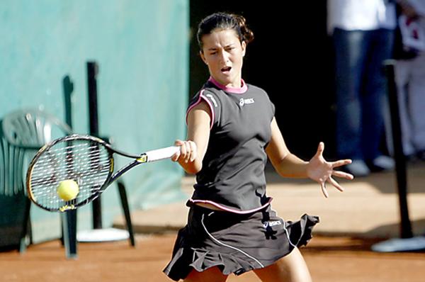 Lara Arruabarrena tenislaria