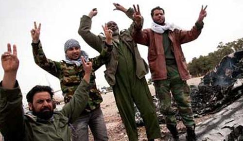 Bengazin gertatutakoa ikusi egiten da