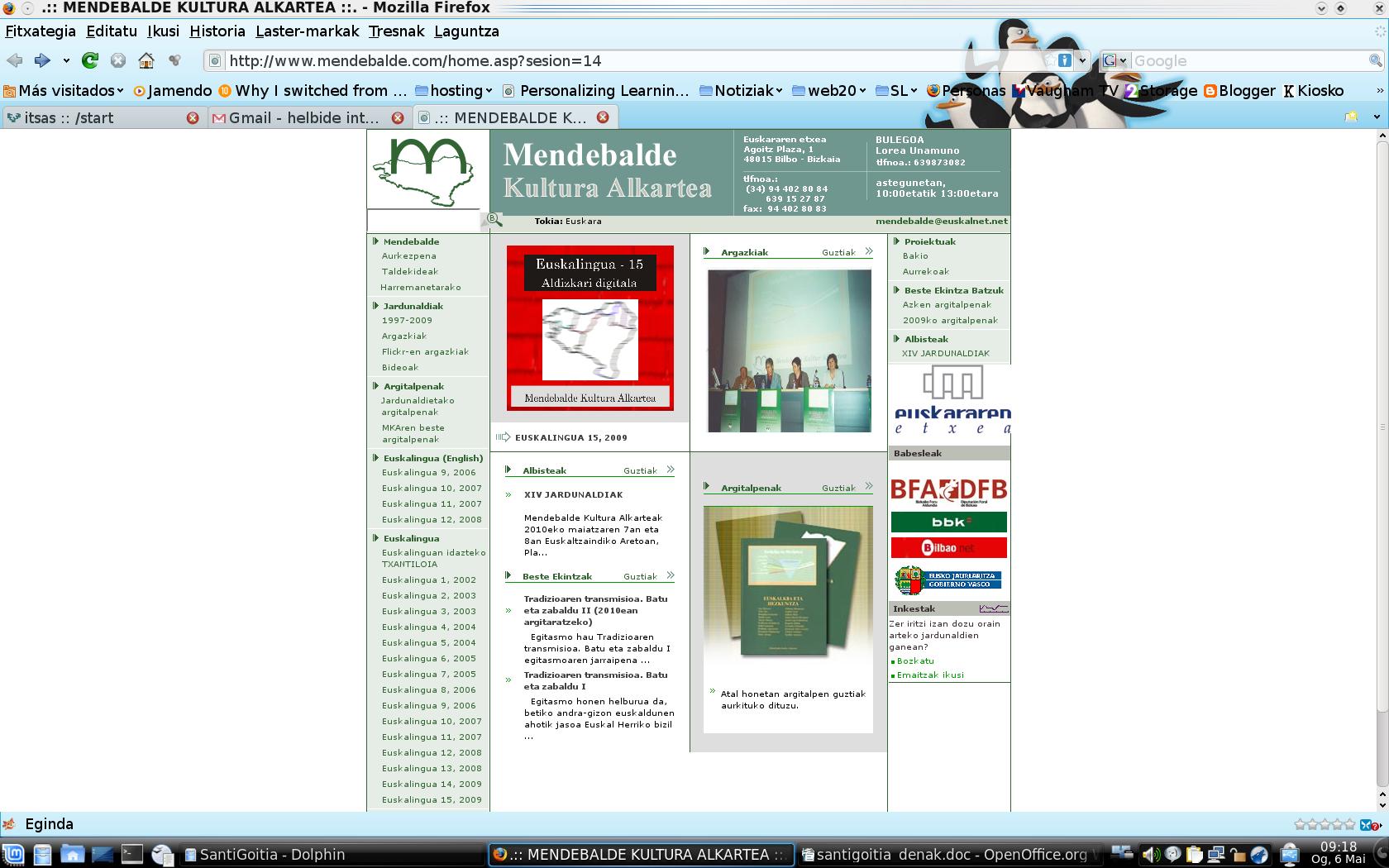 Mendebalde.com