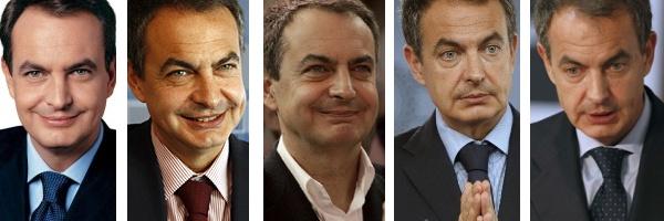 Zapatero, asko aldatu dira gauzak urtebetean