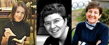 Katixa Agirre, Josune Muñoz eta Laura Mintegi