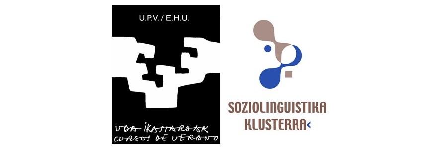 Soziolinguistika Klusterraren ikastaroa EHUren XXIX. Uda Ikastaroetan