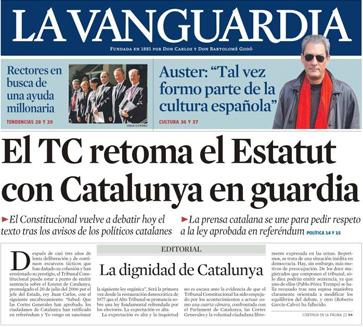 Kataluniako adibidea