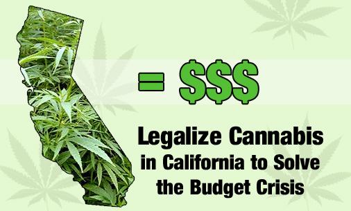 Kalifornian marihuanak ez du zor ekonomikoa estaliko