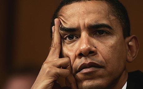 Obamak kolpe handia hartu zuen asteartean