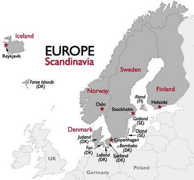 Eskandinabiatik zer dugu ikasteko?