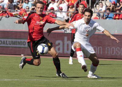 Osasuna eta Mallorcaren arteko partida