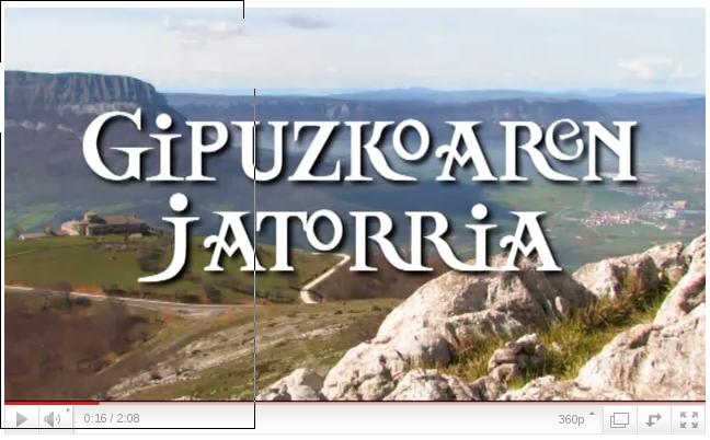 Gipuzkoaren Jatorria
